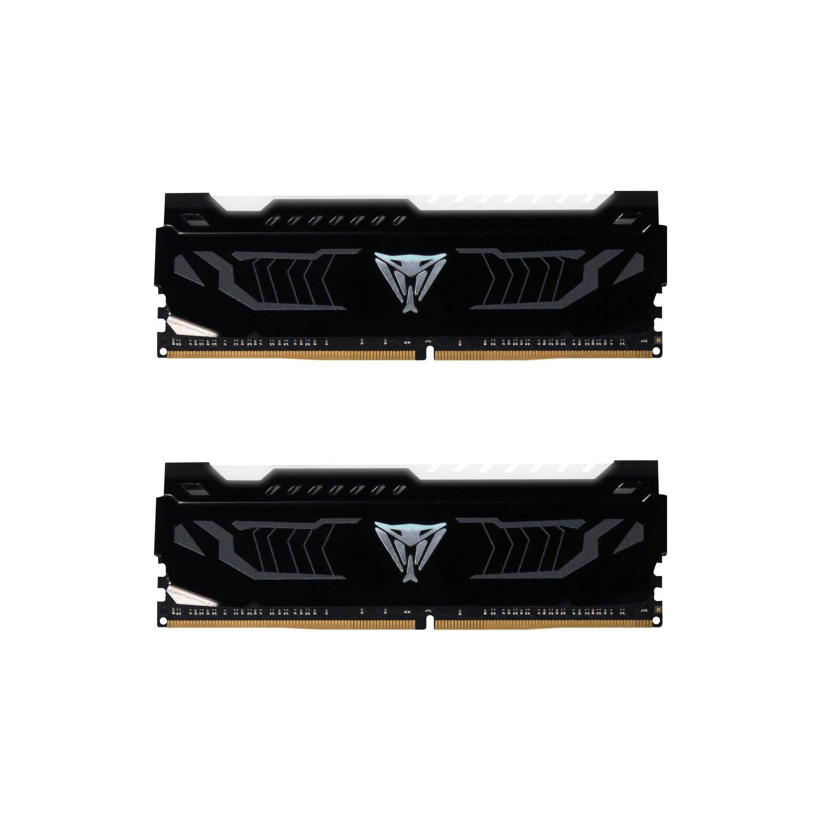 Модуль памяти для компьютера DDR4 16GB (2x8GB) 3600 MHz Patriot (PVLW416G360C6K)