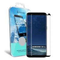 Плівка захисна MakeFuture для Samsung S8 Plus Black 3D (MF3D-SS8PB)