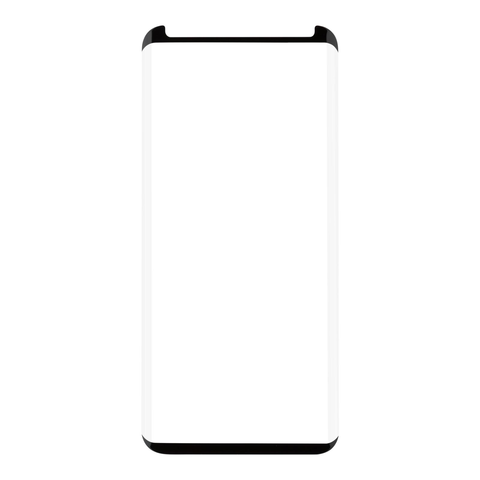 Пленка защитная MakeFuture для Samsung S8 Plus Black 3D (MF3D-SS8PB) изображение 2