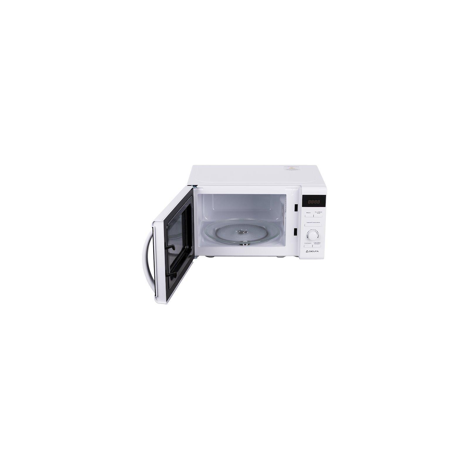 Микроволновая печь Delfa MD201DW изображение 3