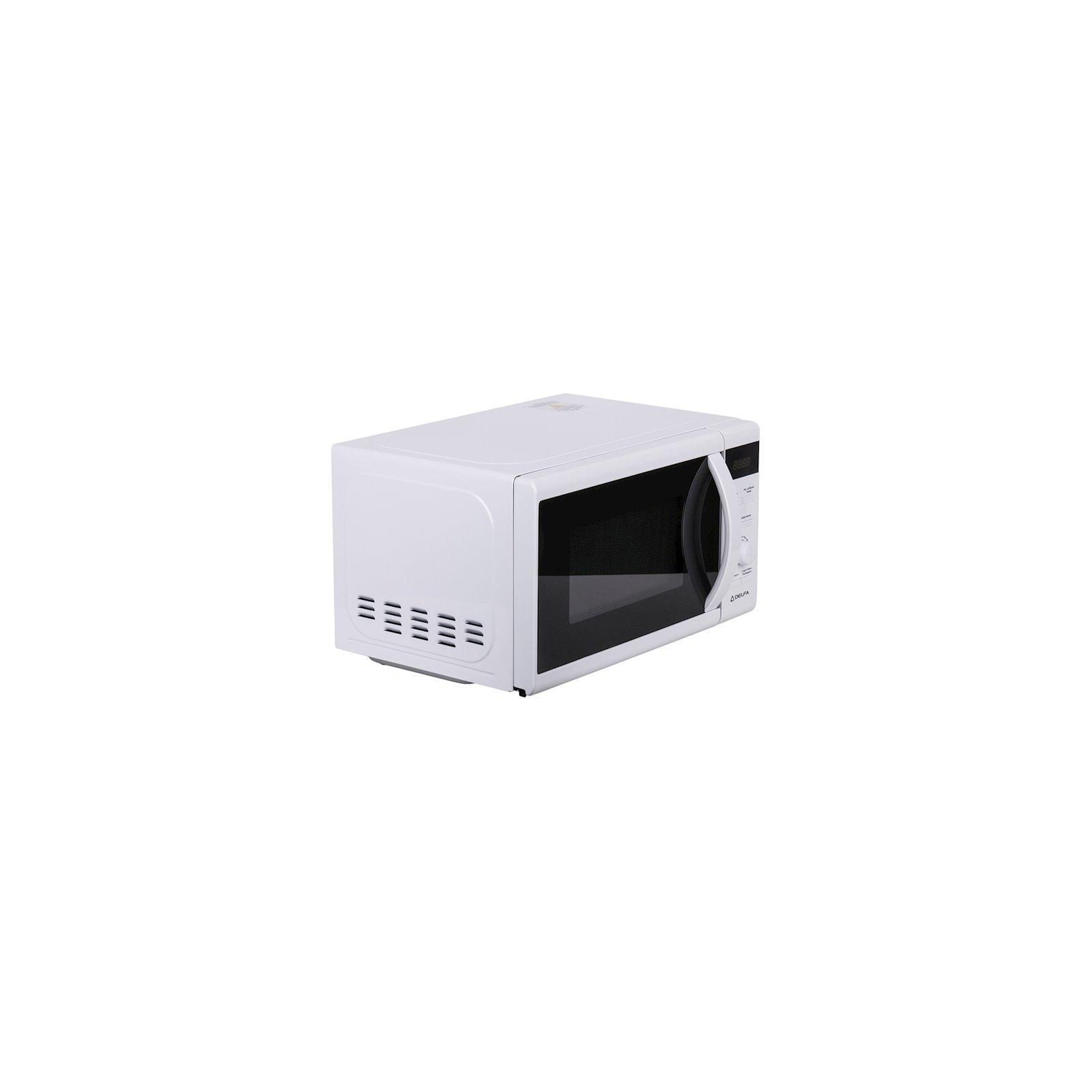 Микроволновая печь Delfa MD201DW изображение 4