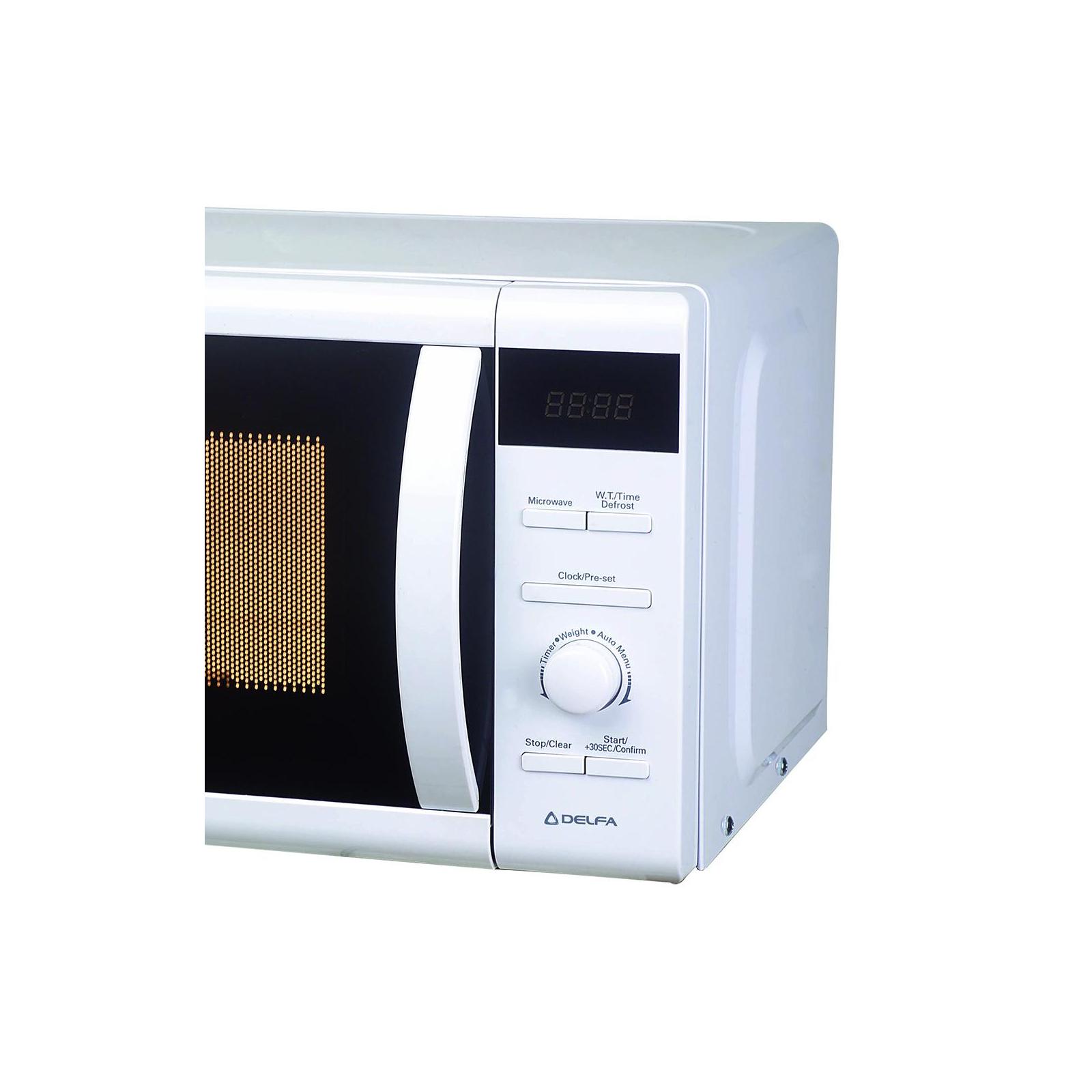 Микроволновая печь Delfa MD201DW изображение 6
