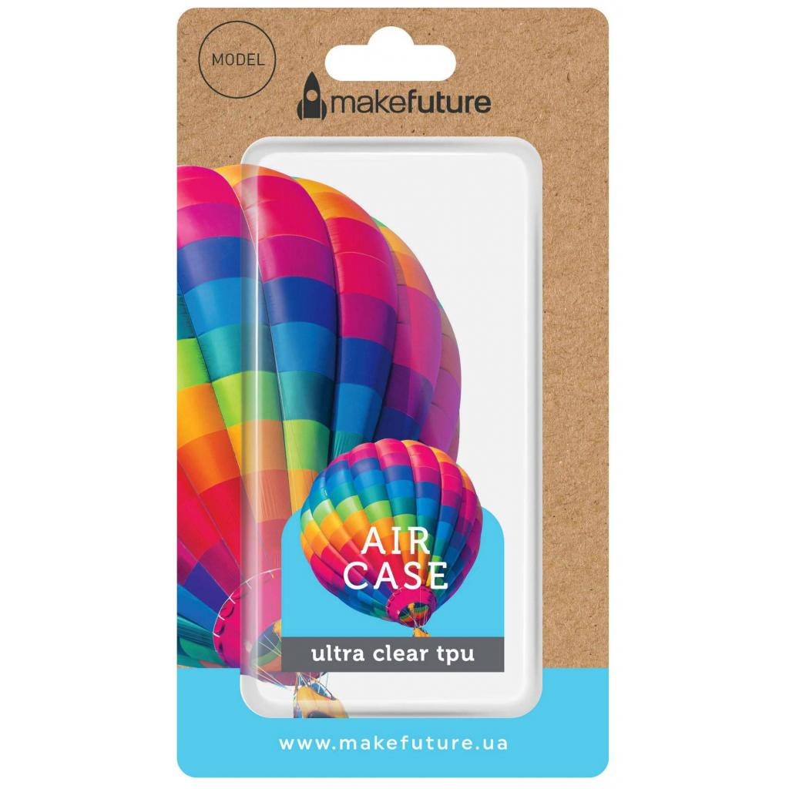 Чехол для моб. телефона MakeFuture Moon Case (TPU) для Apple iPhone X Blue (MCM-AIXBL)