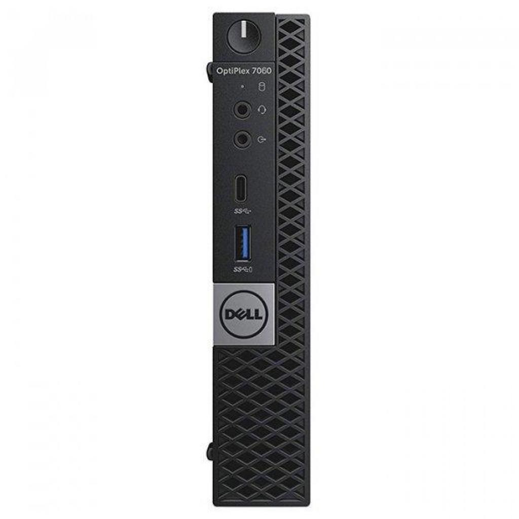 Компьютер Dell OptiPlex 7060 MFF (N025O7060MFF_P) изображение 2