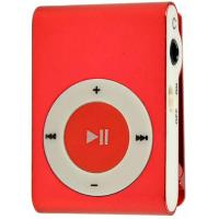 mp3 плеєр TOTO Without display&Earphone Mp3 Red (TPS-03-Red)
