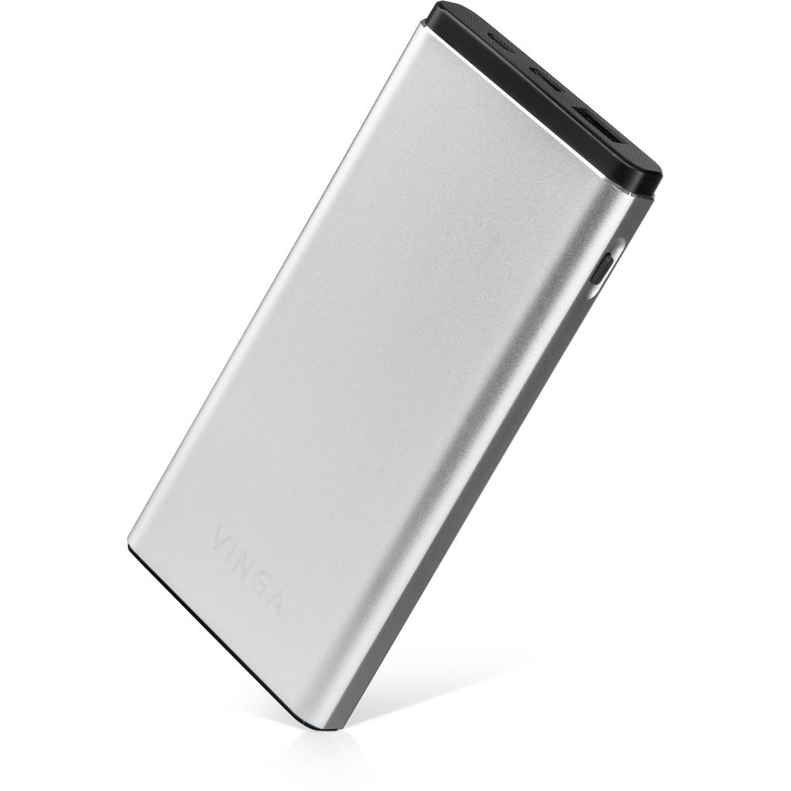 Батарея универсальная Vinga 10000 mAh QC3.0 PD aluminium silver (BTPB1010QCALS) изображение 4