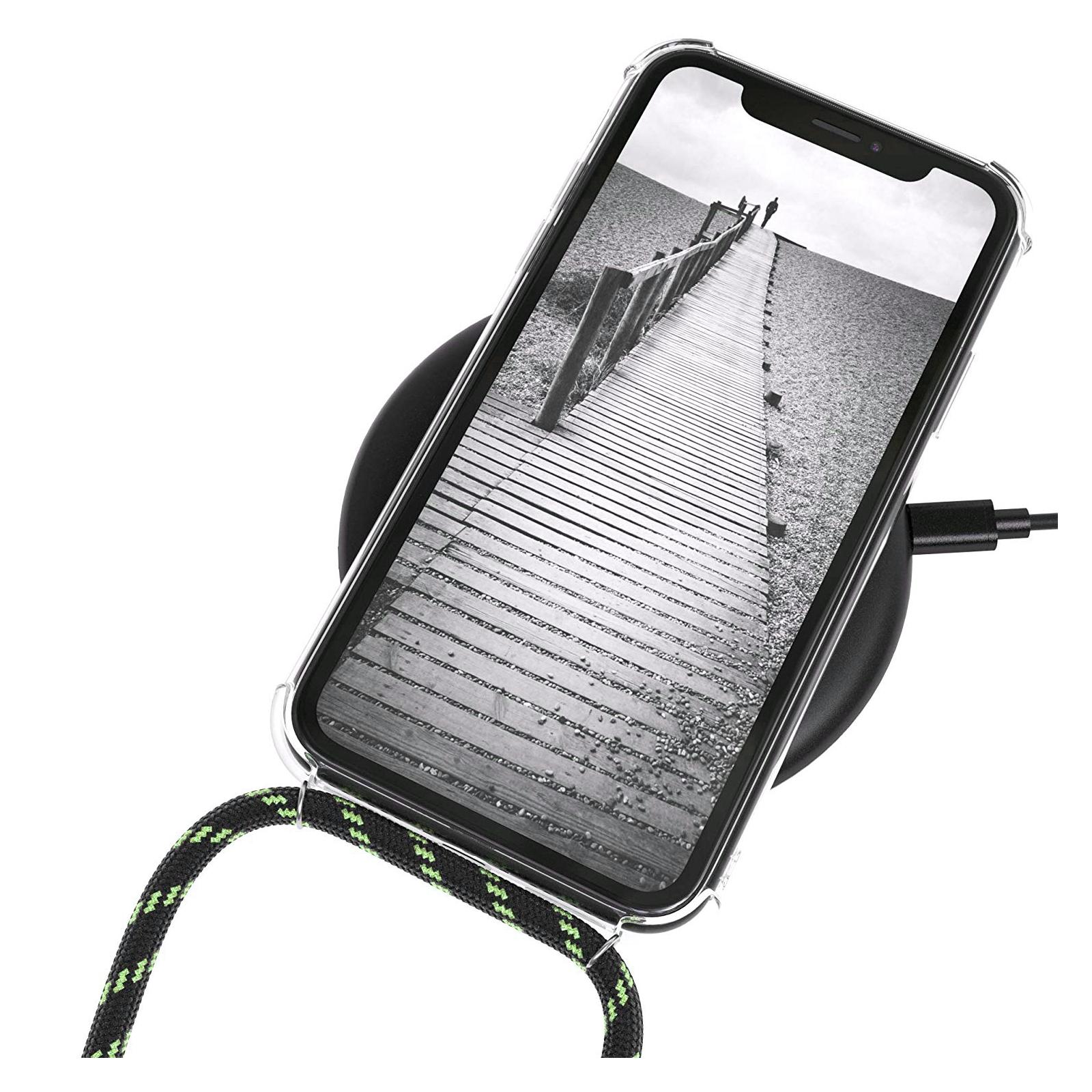 Чехол для моб. телефона BeCover Strap Apple iPhone 11 Pro Black-Green (704247) изображение 2