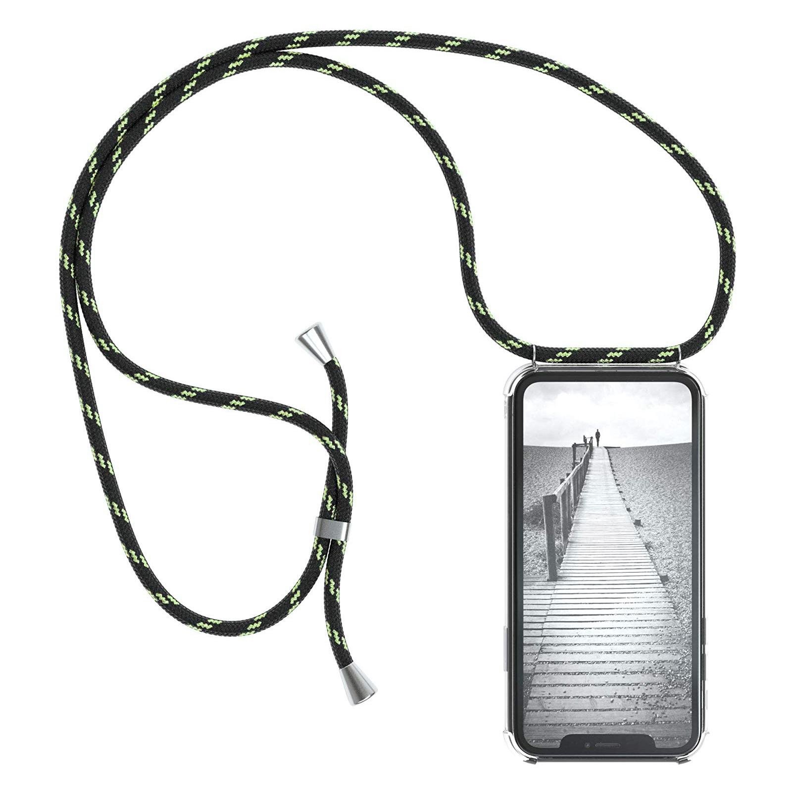 Чехол для моб. телефона BeCover Strap Apple iPhone 11 Pro Black-Green (704247)
