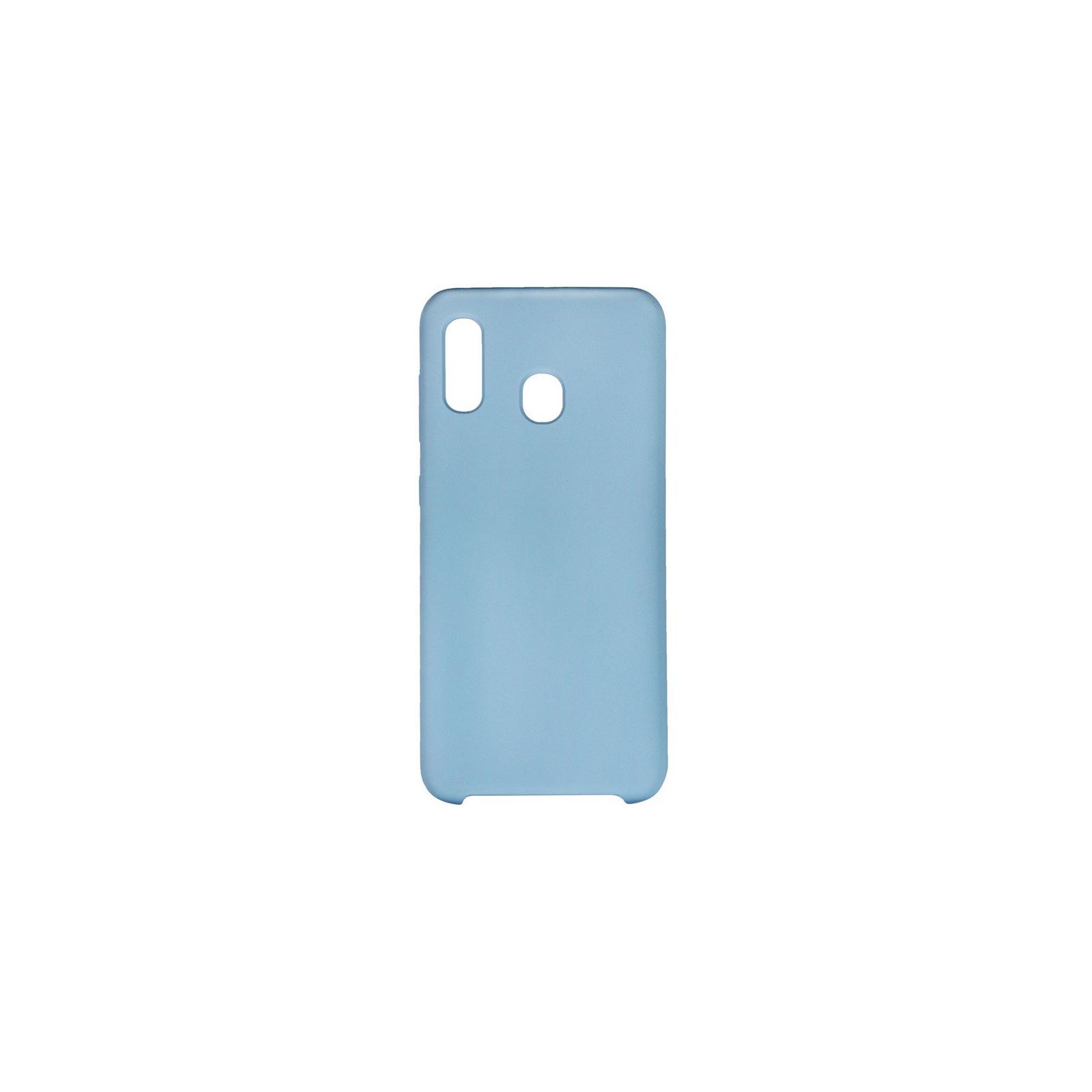 Чехол для моб. телефона ColorWay ColorWay Liquid Silicone для Samsung Galaxy A30 Red (CW-CLSSGA305-RD)