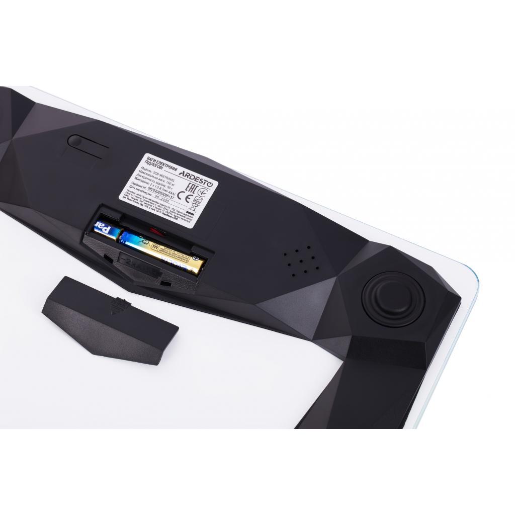 Весы напольные Ardesto SCB-965TRAVEL изображение 4