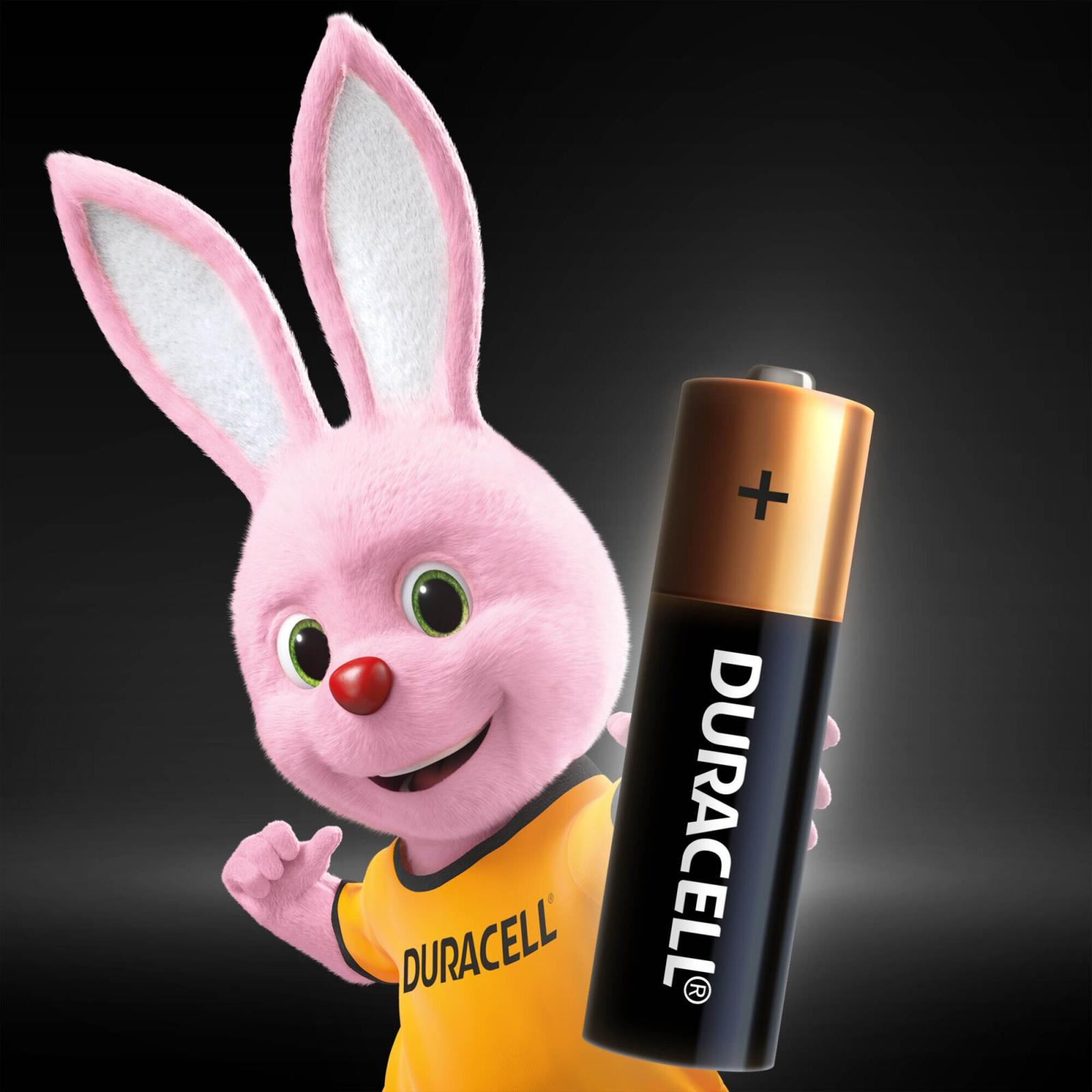 Батарейка Duracell AA MN1500 LR06 * 4 (5000394052536 / 81551270) изображение 3
