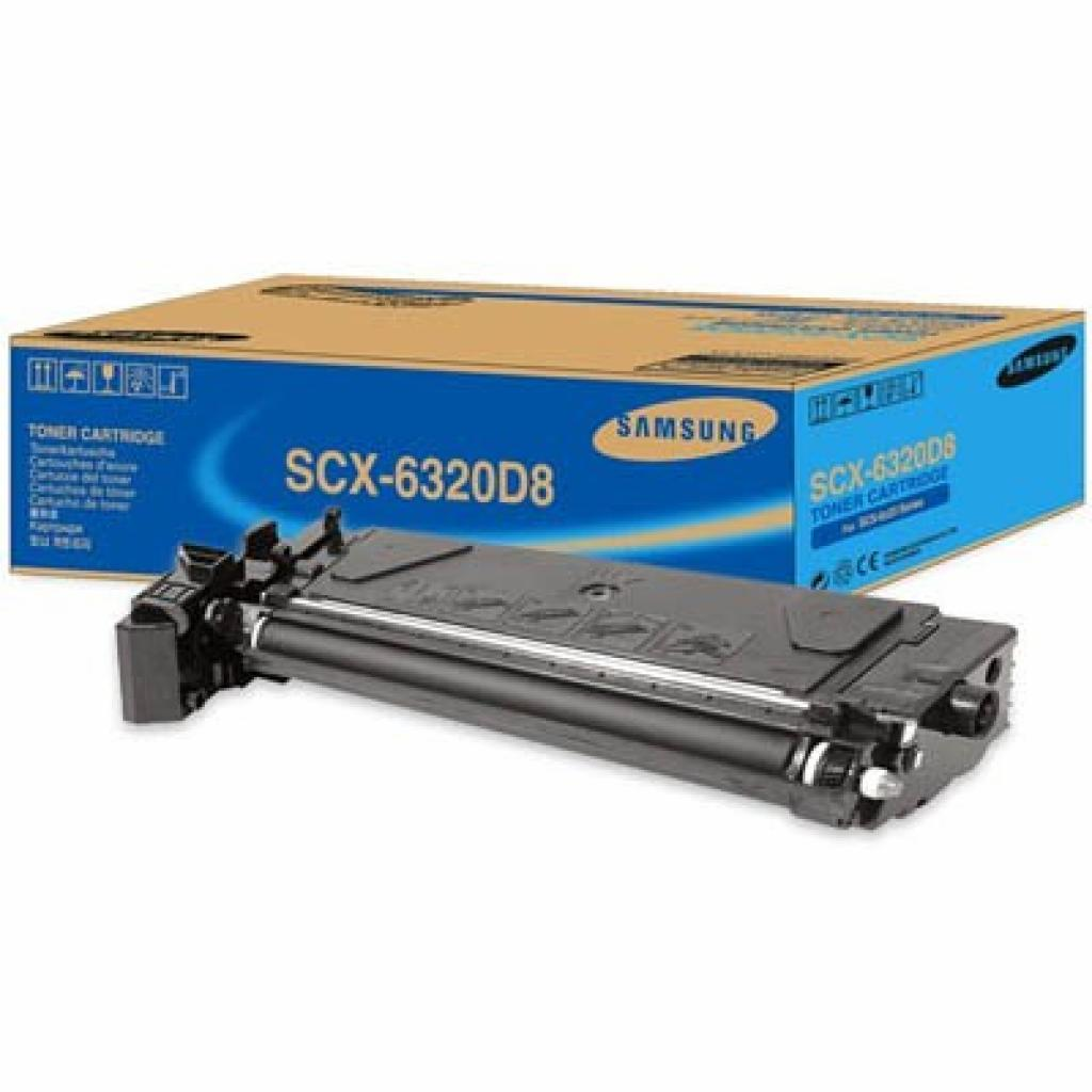 Картридж Samsung SCX-6122FN/ 6220/ 6320F/ 6322DN (SCX-6320D8)