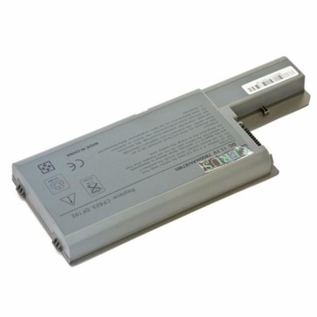 Аккумулятор для ноутбука DELL Latitude D820 Cerus (10286)