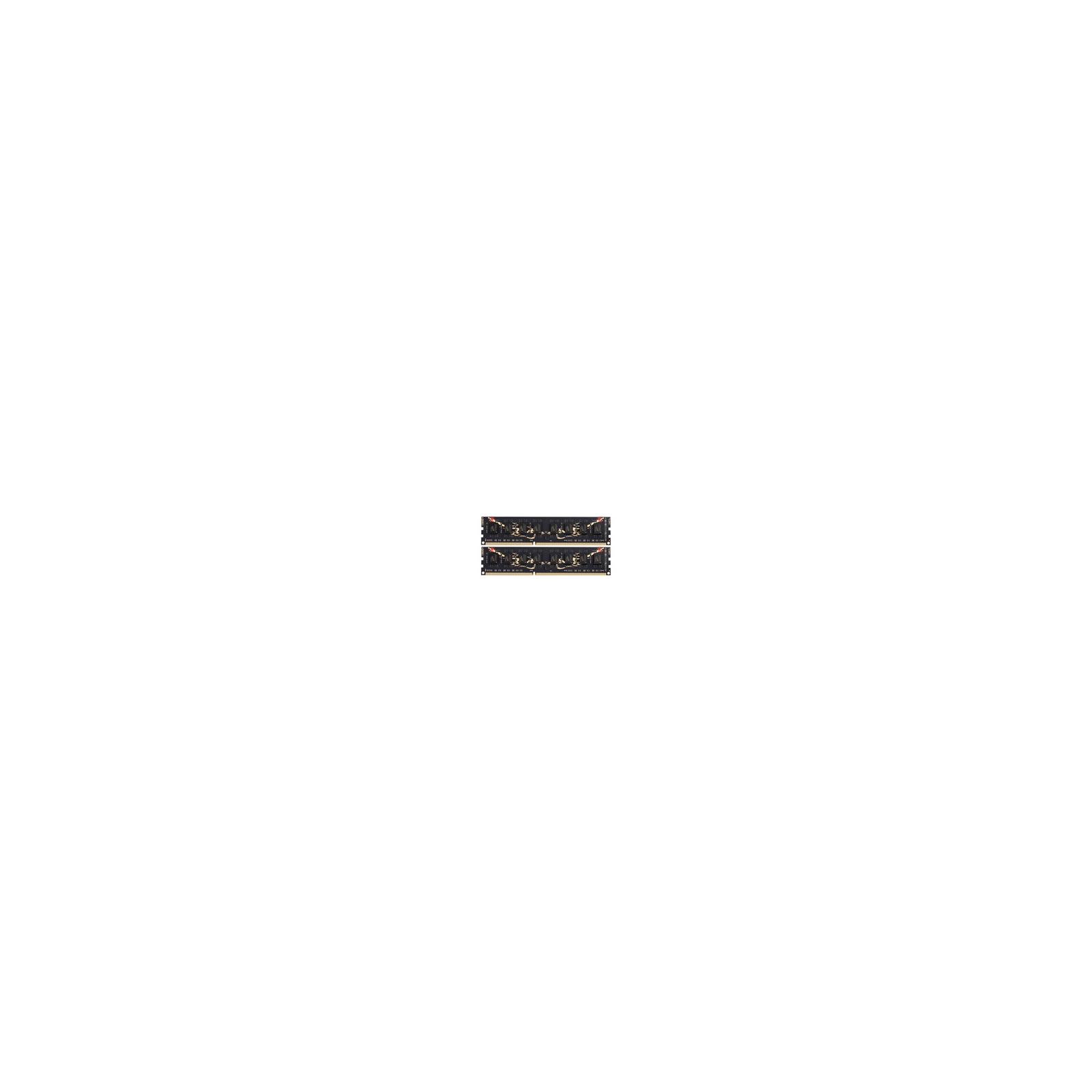 Модуль памяти для компьютера DDR3 4GB (2x2GB) 1600 MHz GEIL (GB34GB1600C8DC)