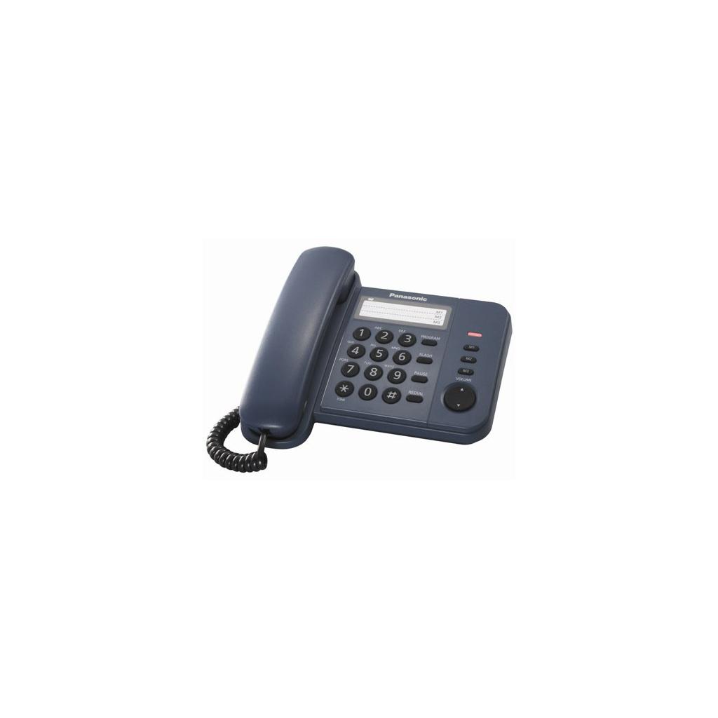 Телефон KX-TS2352UAC PANASONIC