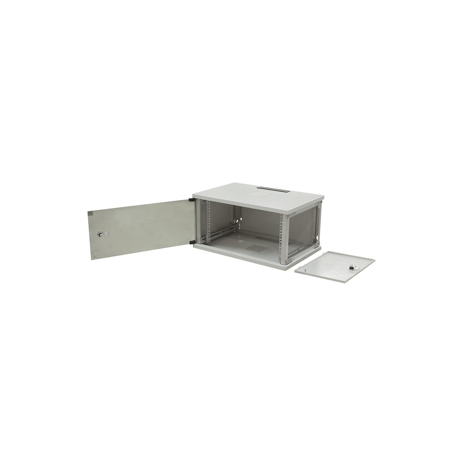 Шкаф настенный 6U Zpas (WZ-3615-01-S2-011)