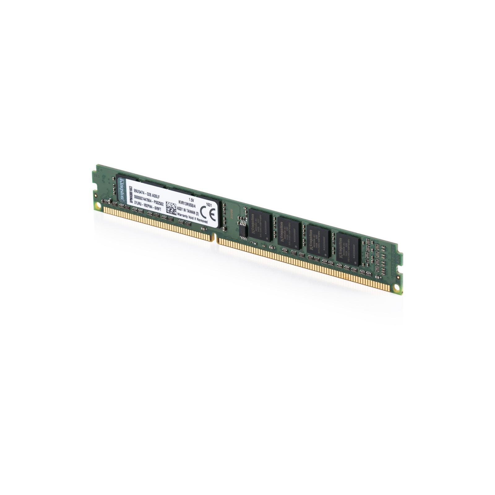 Модуль памяти для компьютера DDR3 4GB 1333 MHz Kingston (KVR13N9S8/4 / KVR13N