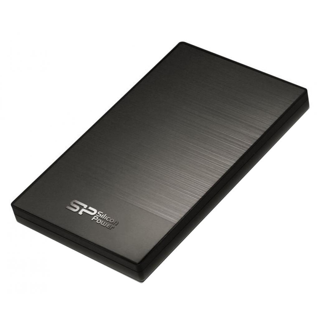 """Внешний жесткий диск 2.5"""" 500GB Silicon Power (SP500GBPHDD05S3T) изображение 2"""