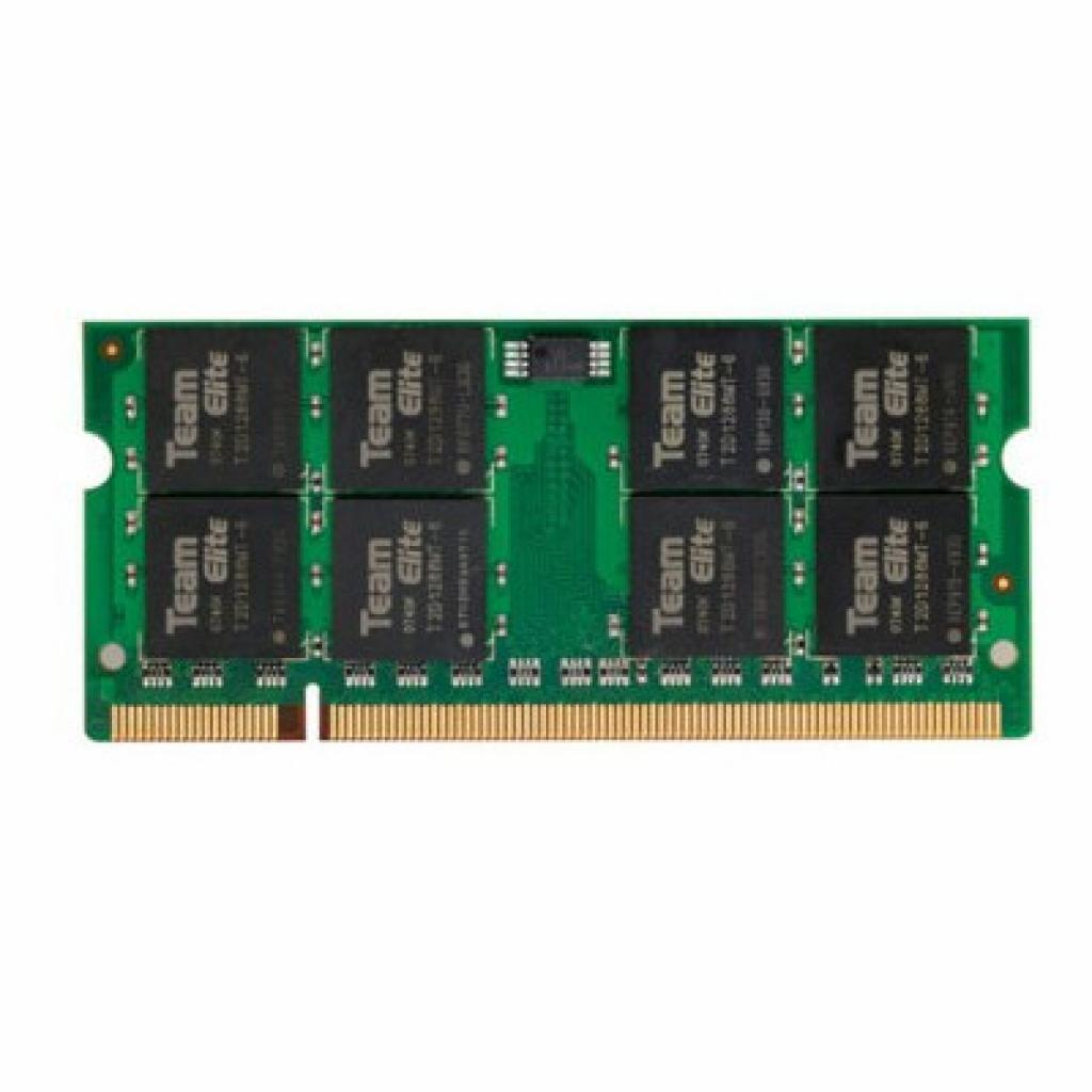 Модуль памяти для ноутбука SoDIMM DDR2 1GB 800 MHz Team (TED21G800C5-S01)