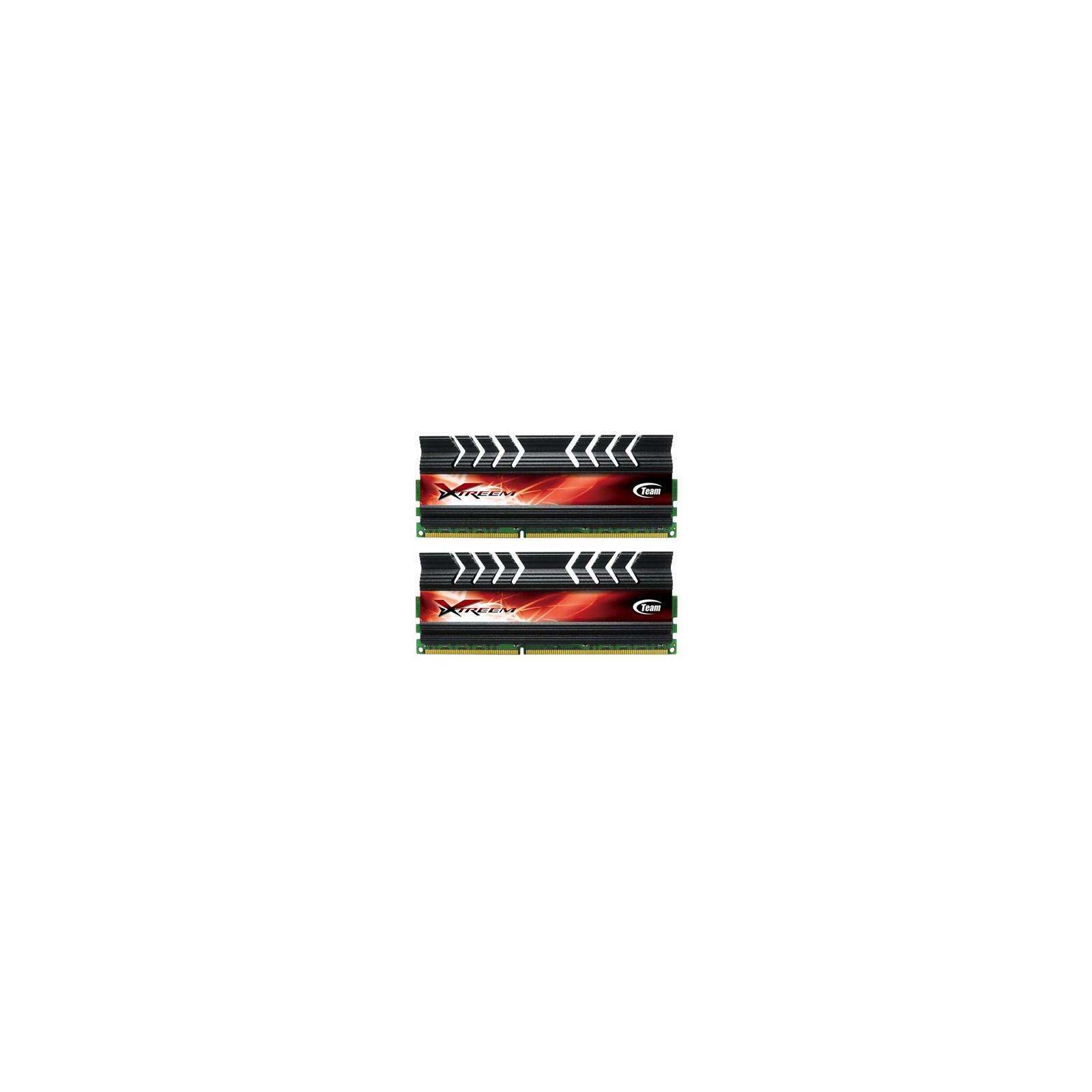 Модуль памяти для компьютера DDR3 16GB (2x8GB) 2666 MHz Team (TXD316G2666HC11CDC01)