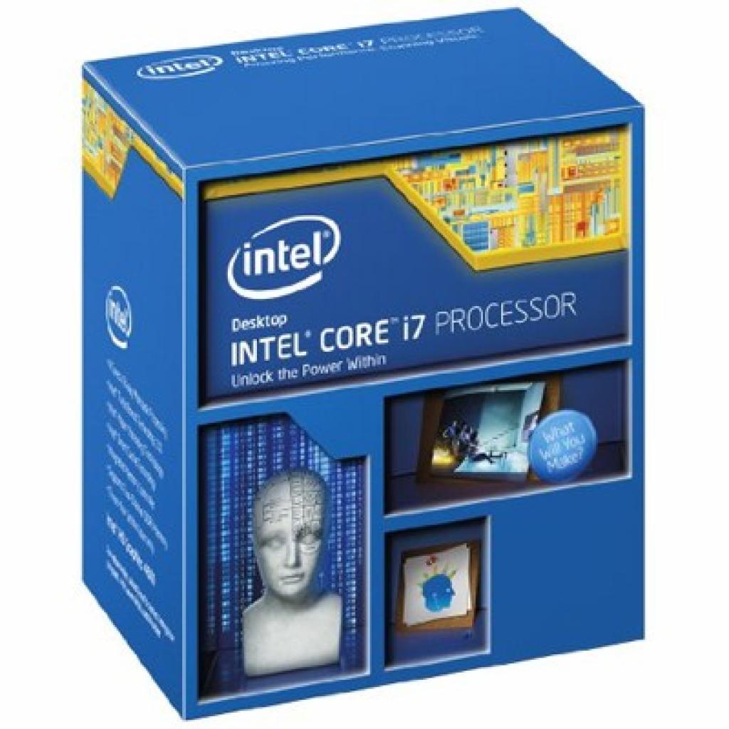 Процессор INTEL Core™ i7 4770 (BX80646I74770)