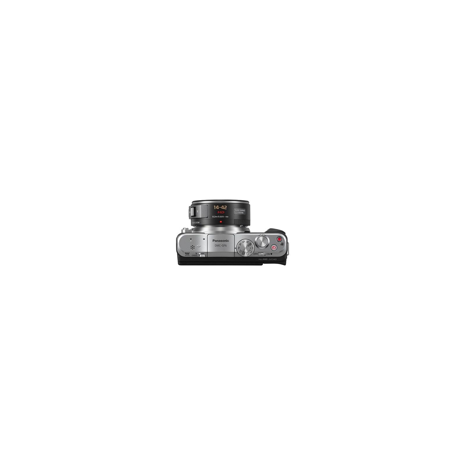Цифровой фотоаппарат PANASONIC DMC-GF6X black 14-42 kit (DMC-GF6XEE-K) изображение 3