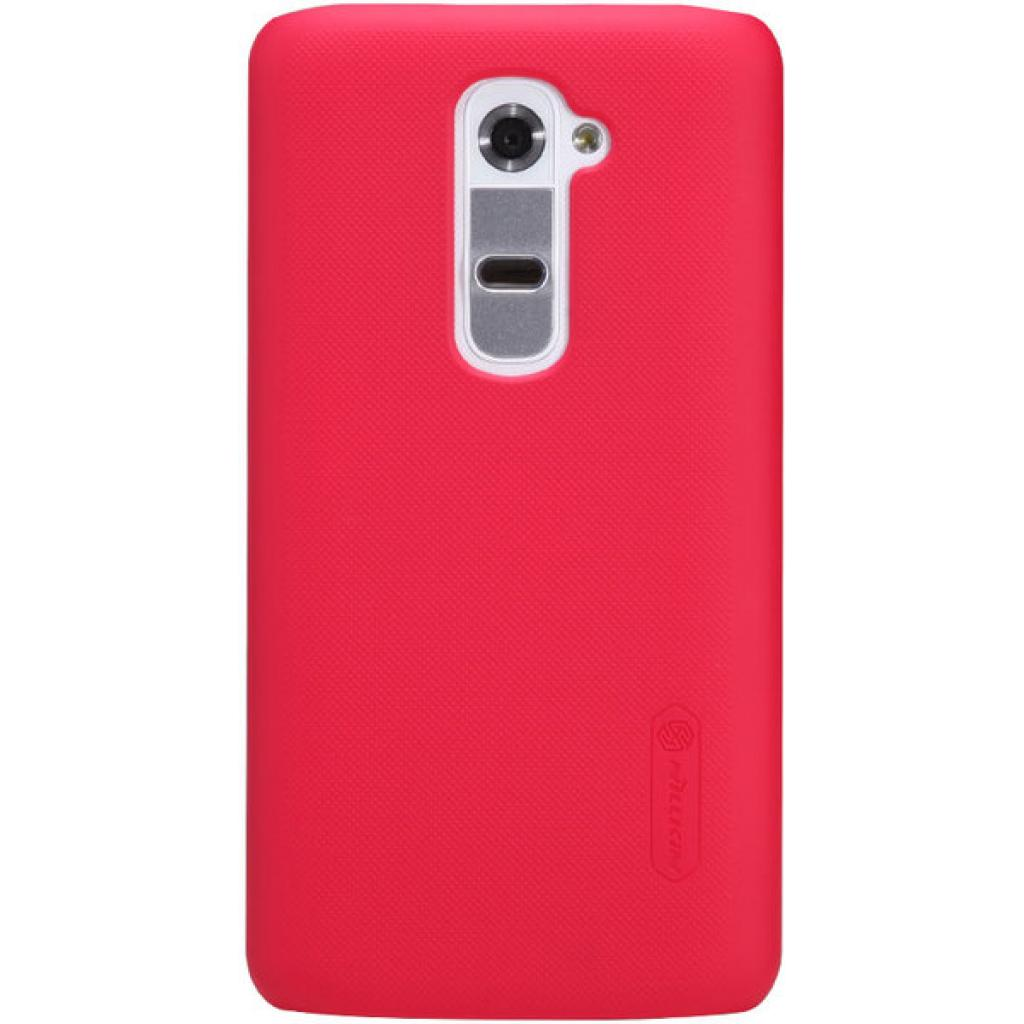 Чехол для моб. телефона NILLKIN для LG D802 Optimus GII /Super Frosted Shield/Red (6089168)