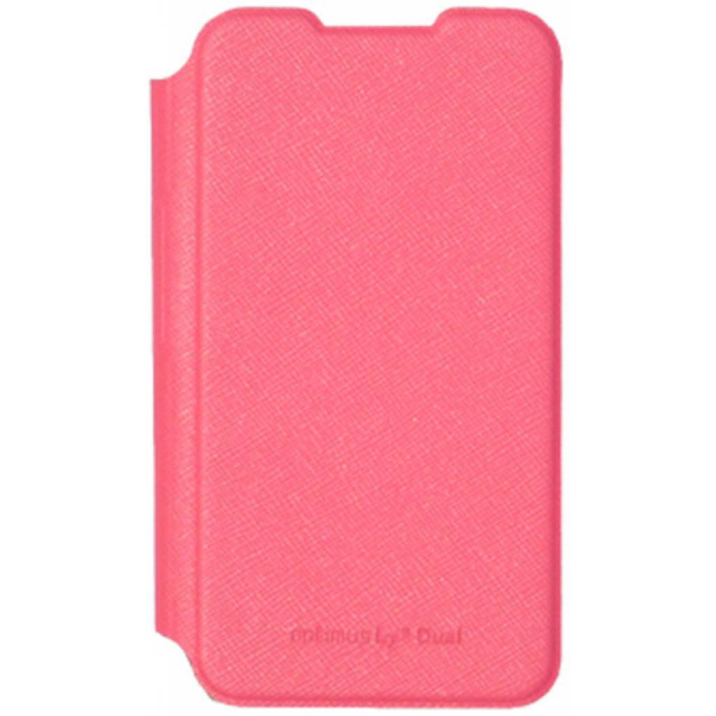 Чехол для моб. телефона VOIA для LG P715 Optimus L7II Dual /Flip/Pink (6068252)