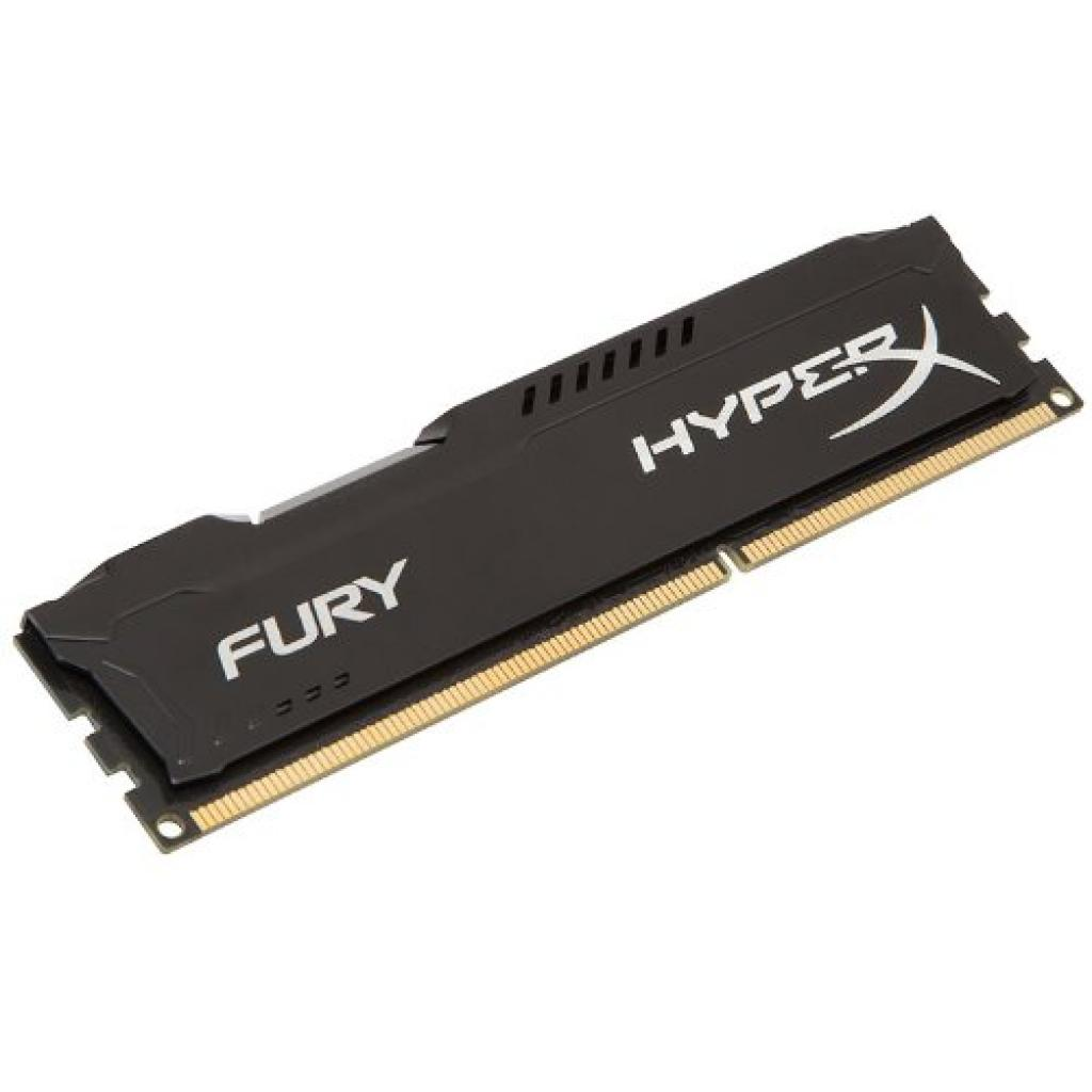 Модуль памяти для компьютера DDR3 8Gb 1866 MHz HyperX Fury Black Kingston (HX318C10FB/8) изображение 2