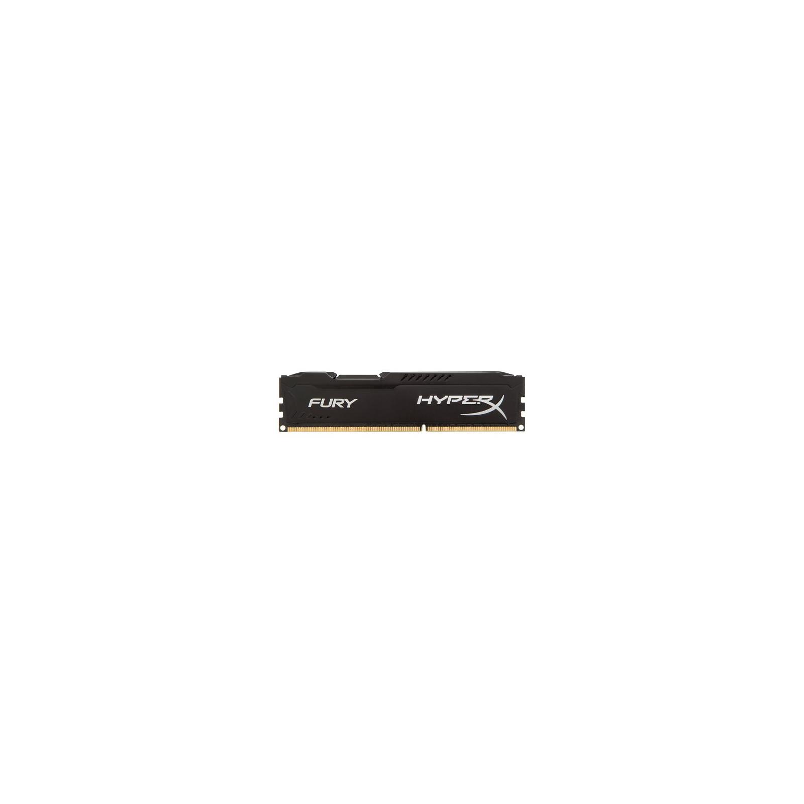 Модуль памяти для компьютера DDR3 8Gb 1866 MHz HyperX Fury Black Kingston (HX318C10FB/8)