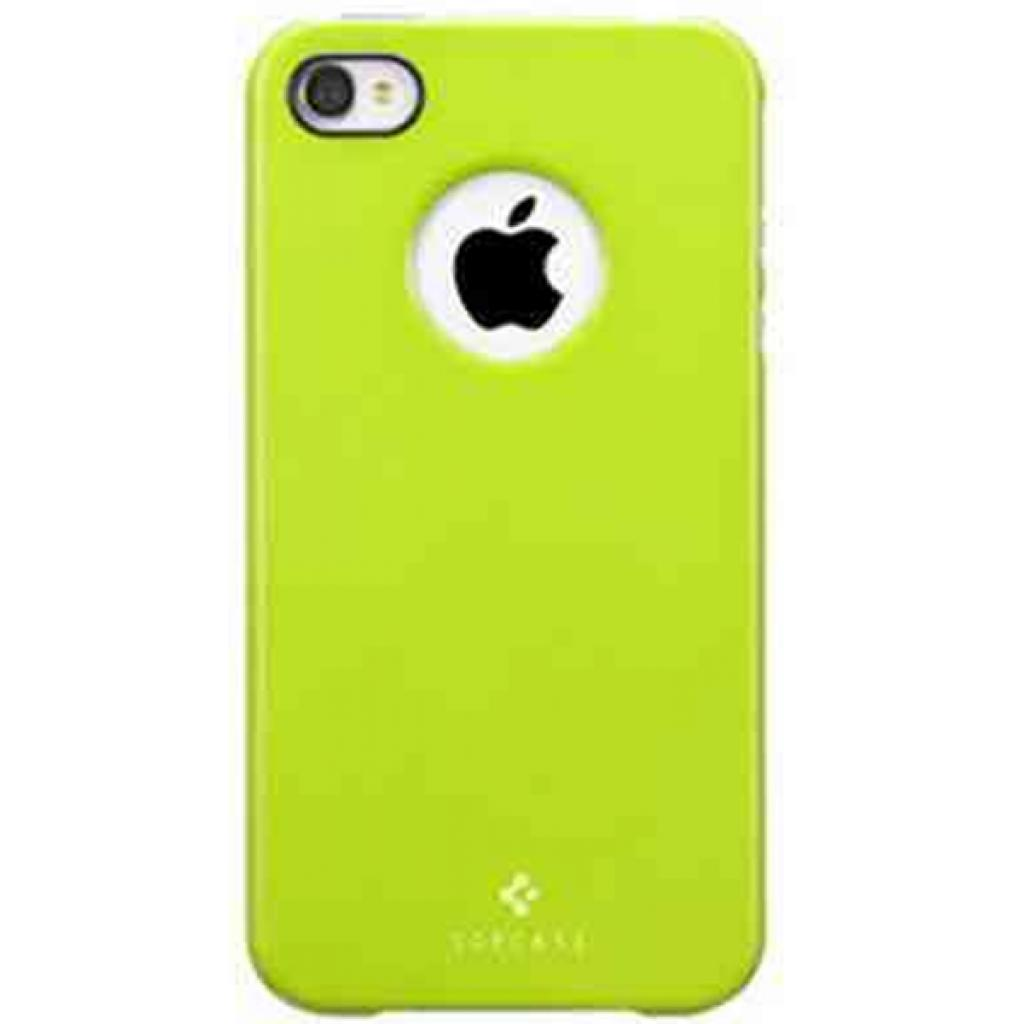 Чехол для моб. телефона Pro-case iPhone 4 ultra thin green (PCUT4SGR)