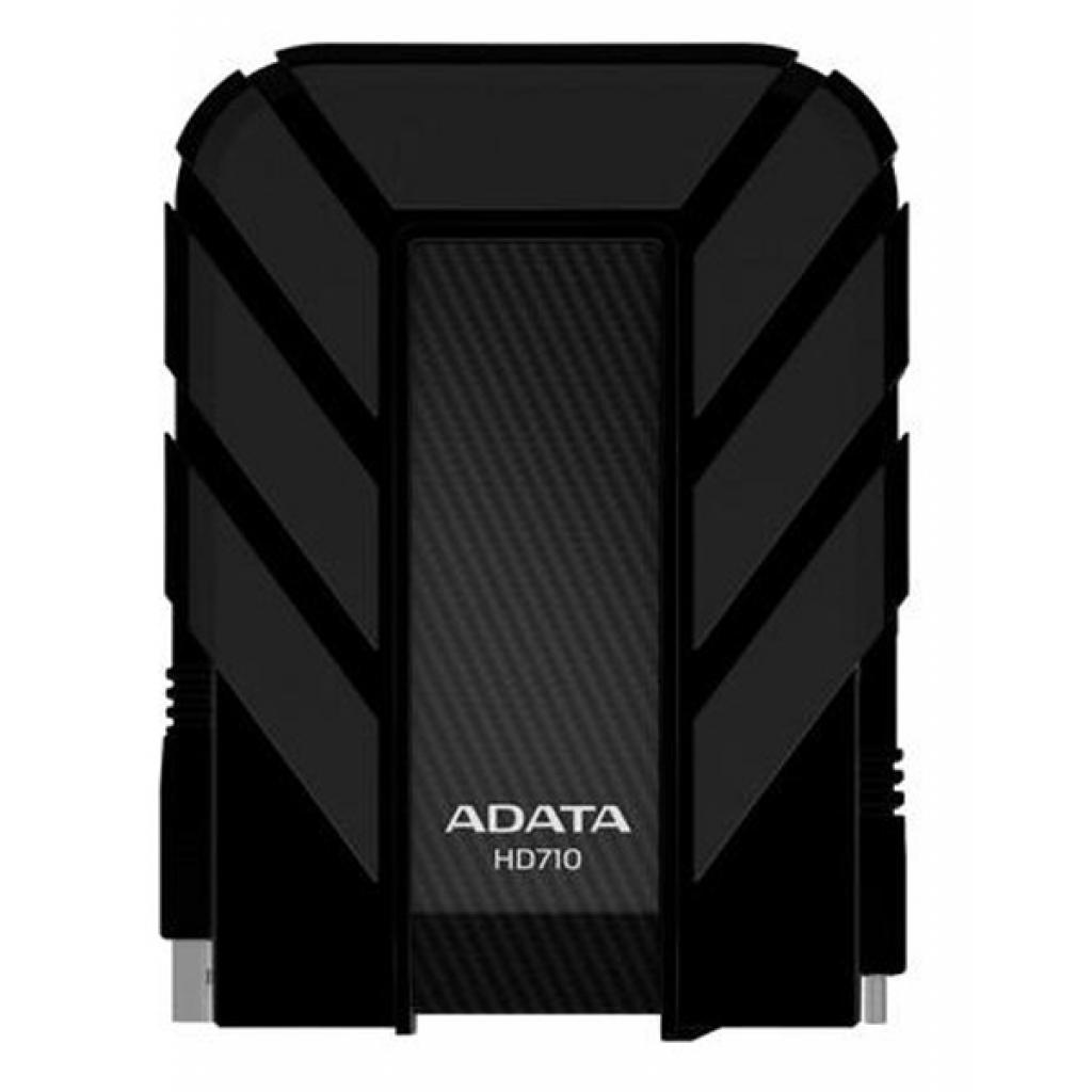"""Внешний жесткий диск 2.5"""" 2TB ADATA (AHD710-2TU3-CBK) изображение 2"""