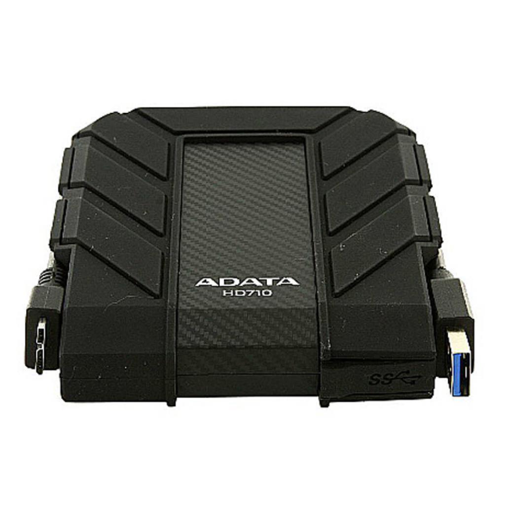 """Внешний жесткий диск 2.5"""" 2TB ADATA (AHD710-2TU3-CBK) изображение 4"""