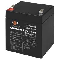 Батарея к ИБП LogicPower LPM 12В 5 Ач (3861)