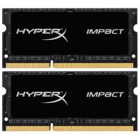 Модуль памяти для ноутбука SODIMM DDR3 16GB (2x8GB) 1600 MHz Kingston (HX316LS9IBK2/16)