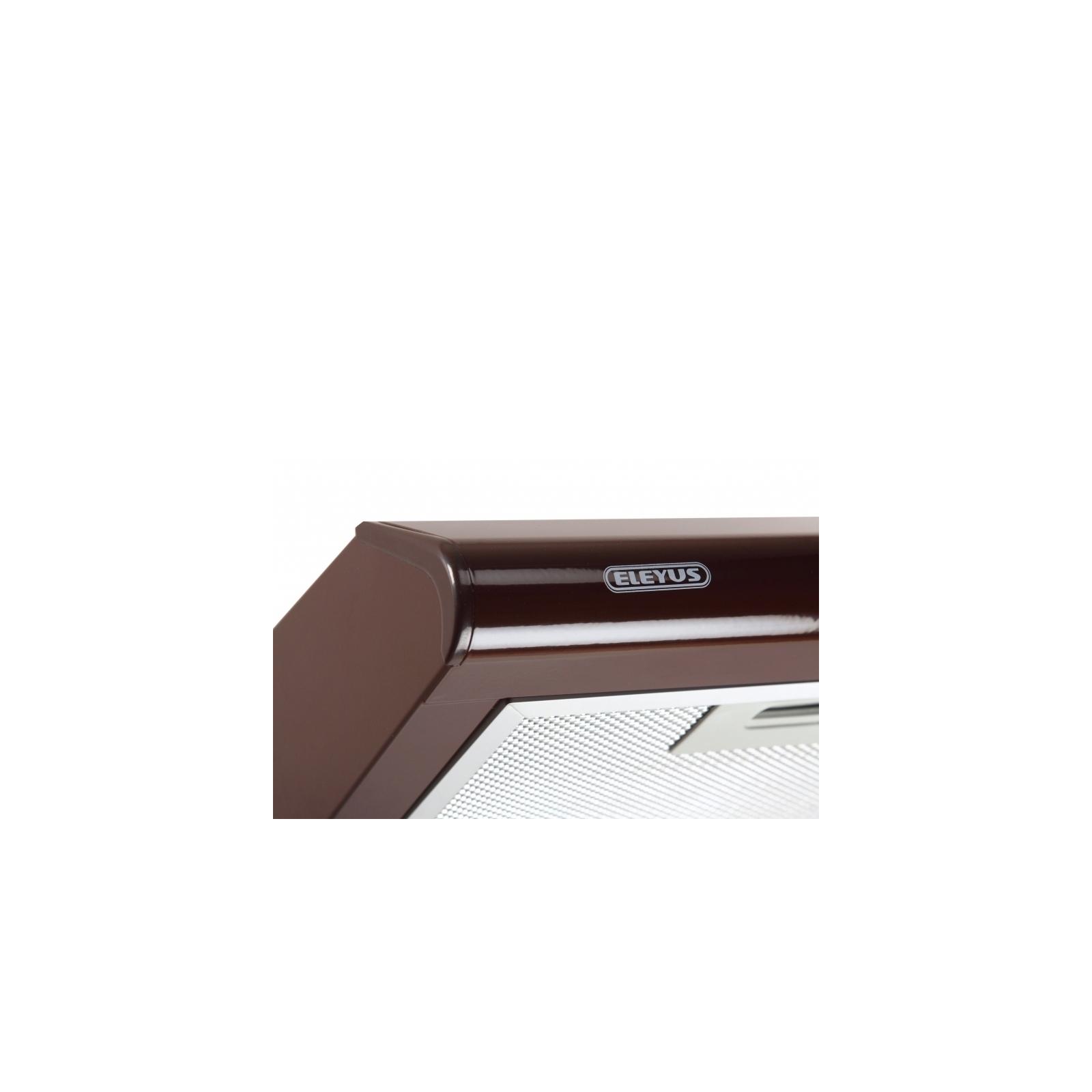 Вытяжка кухонная ELEYUS Line II 60 BR изображение 7