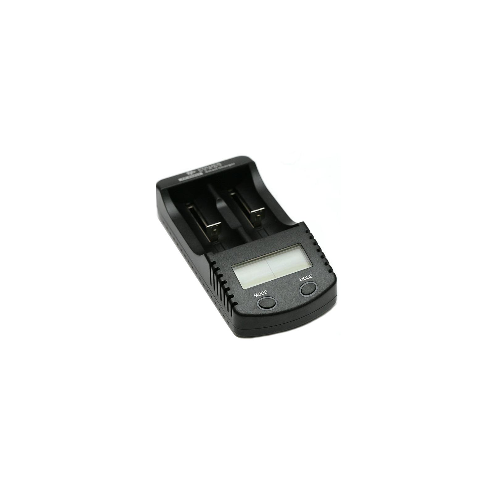 Зарядное устройство для аккумуляторов PowerPlant PP-EU204 / 18650, AA, AAA (DV00DV2812)