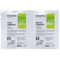 Салфетки ColorWay для LED/TFT (CW-1335)