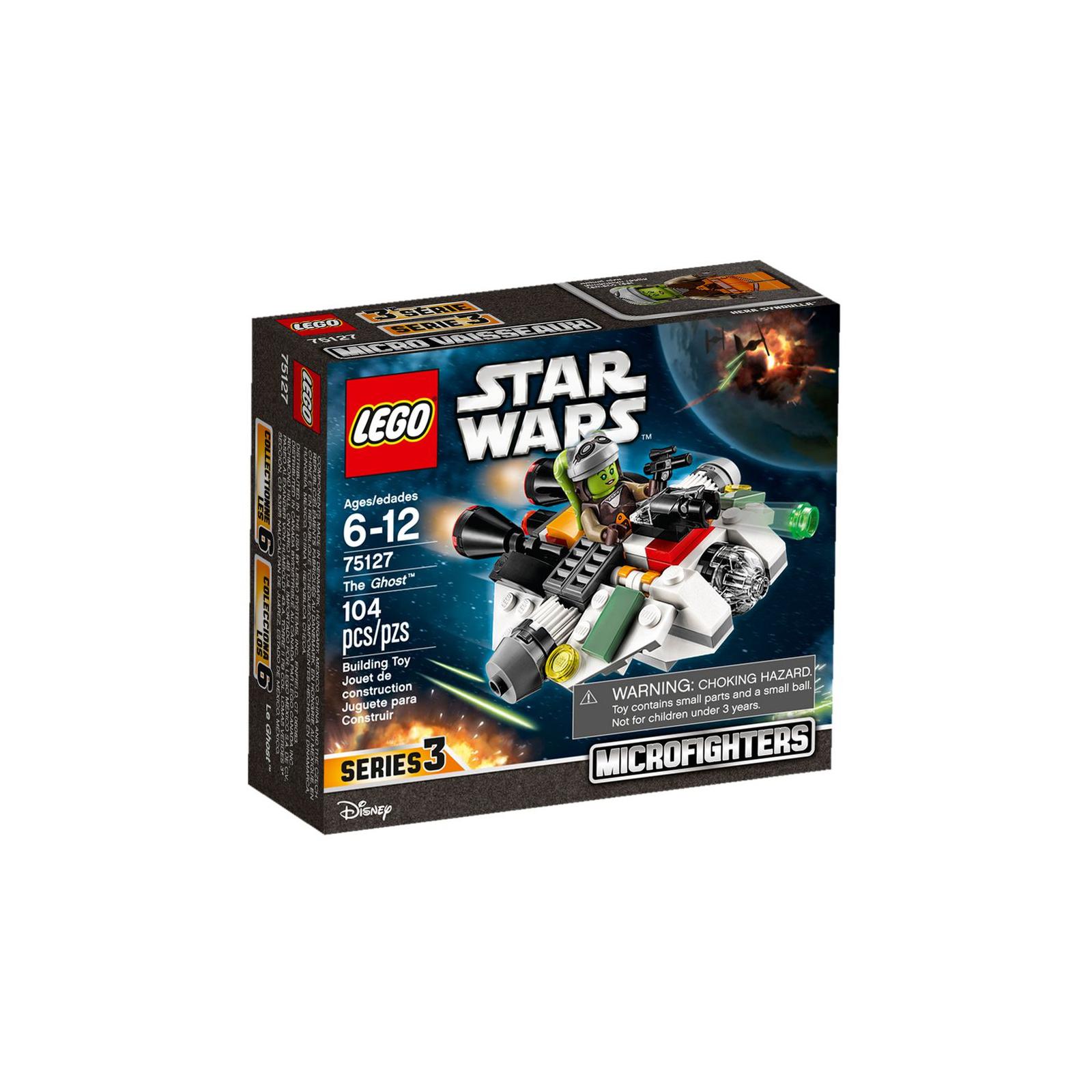 Конструктор LEGO Star Wars Призрак (75127)