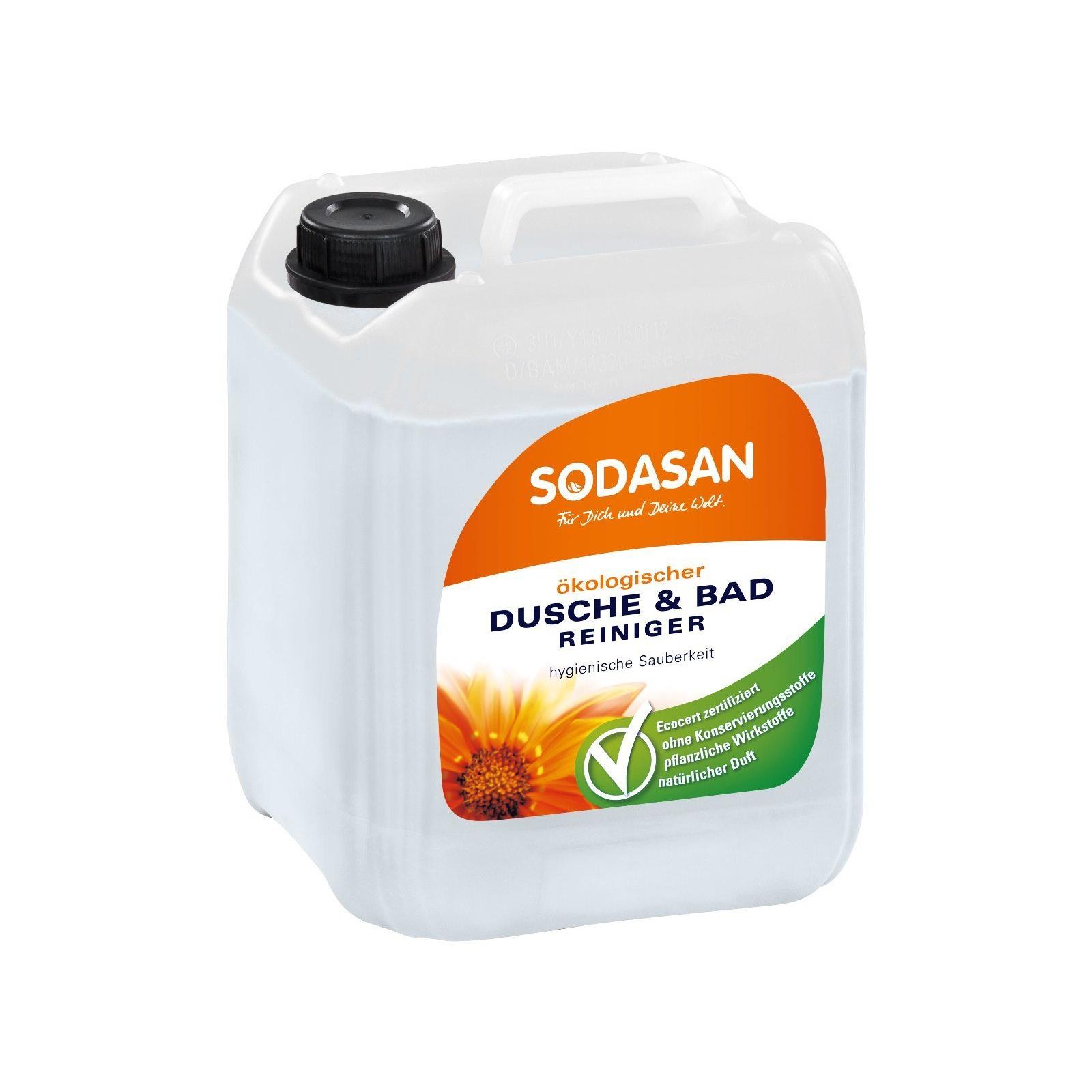 Чистящее средство Sodasan для ванной комнаты 5 л (4019886019583)