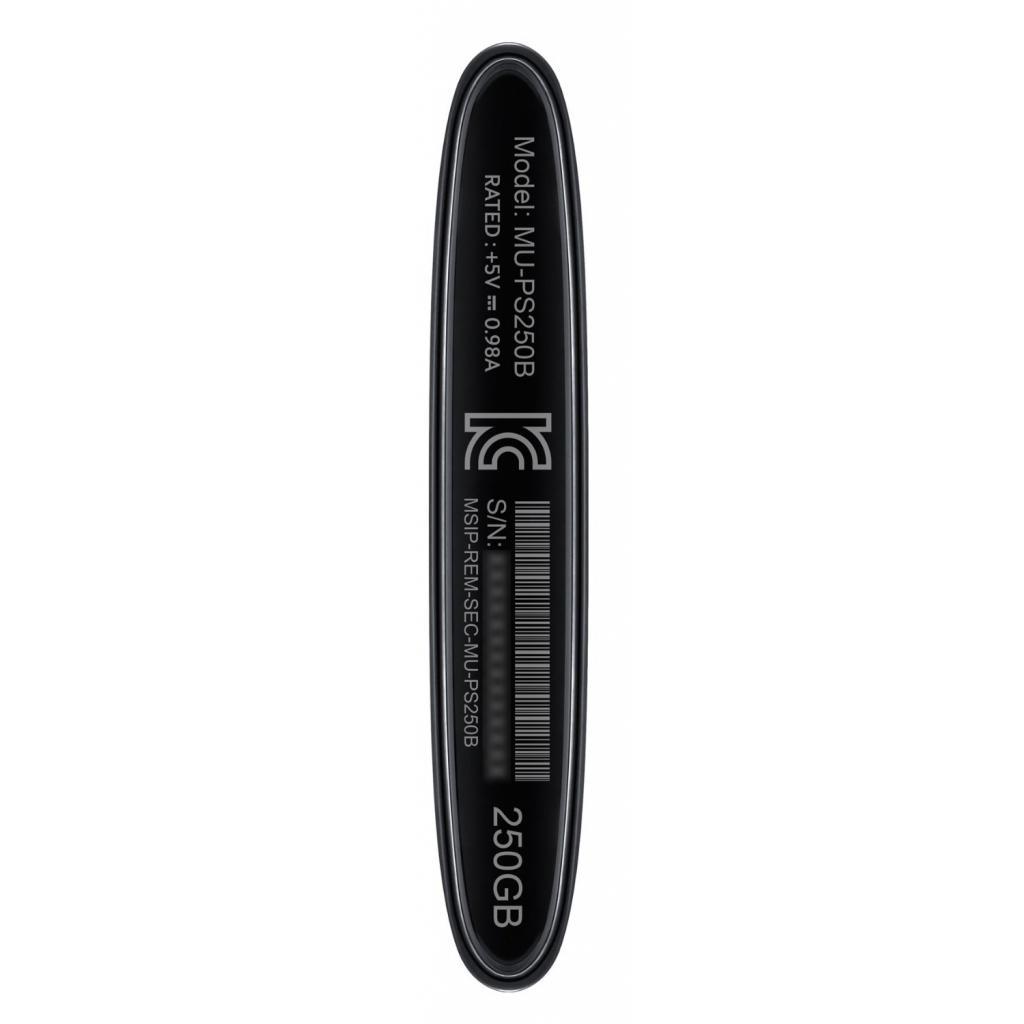 Накопитель SSD USB 3.0 250GB Samsung (MU-PS250B/EU) изображение 4