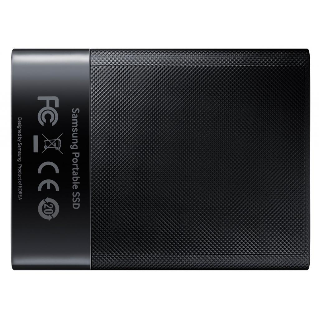 Накопитель SSD USB 3.0 250GB Samsung (MU-PS250B/EU) изображение 6