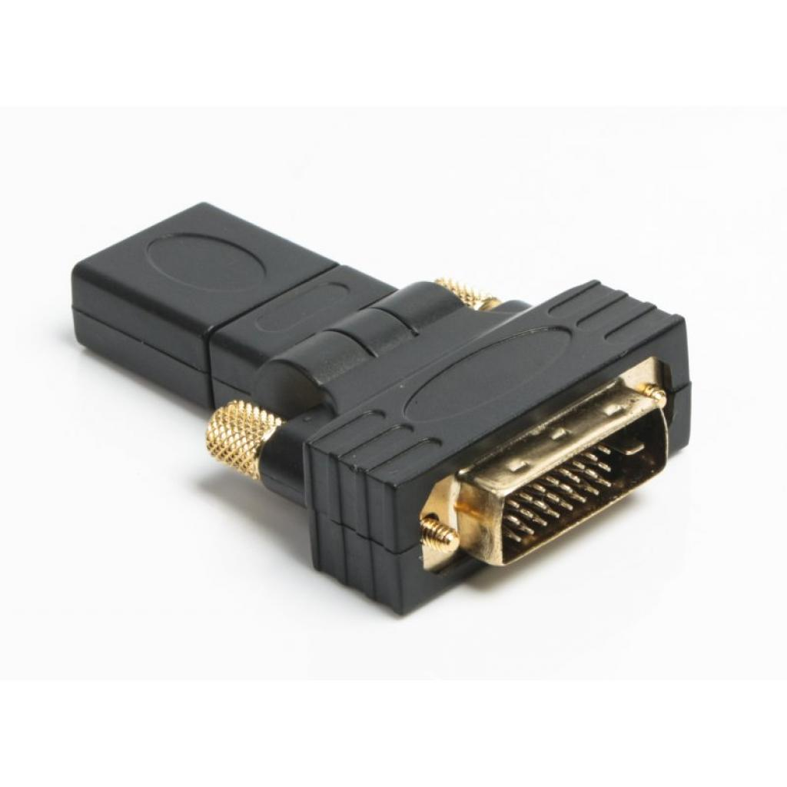 Переходник HDMI AF to DVI M (24+1) Viewcon (VD 038 B)