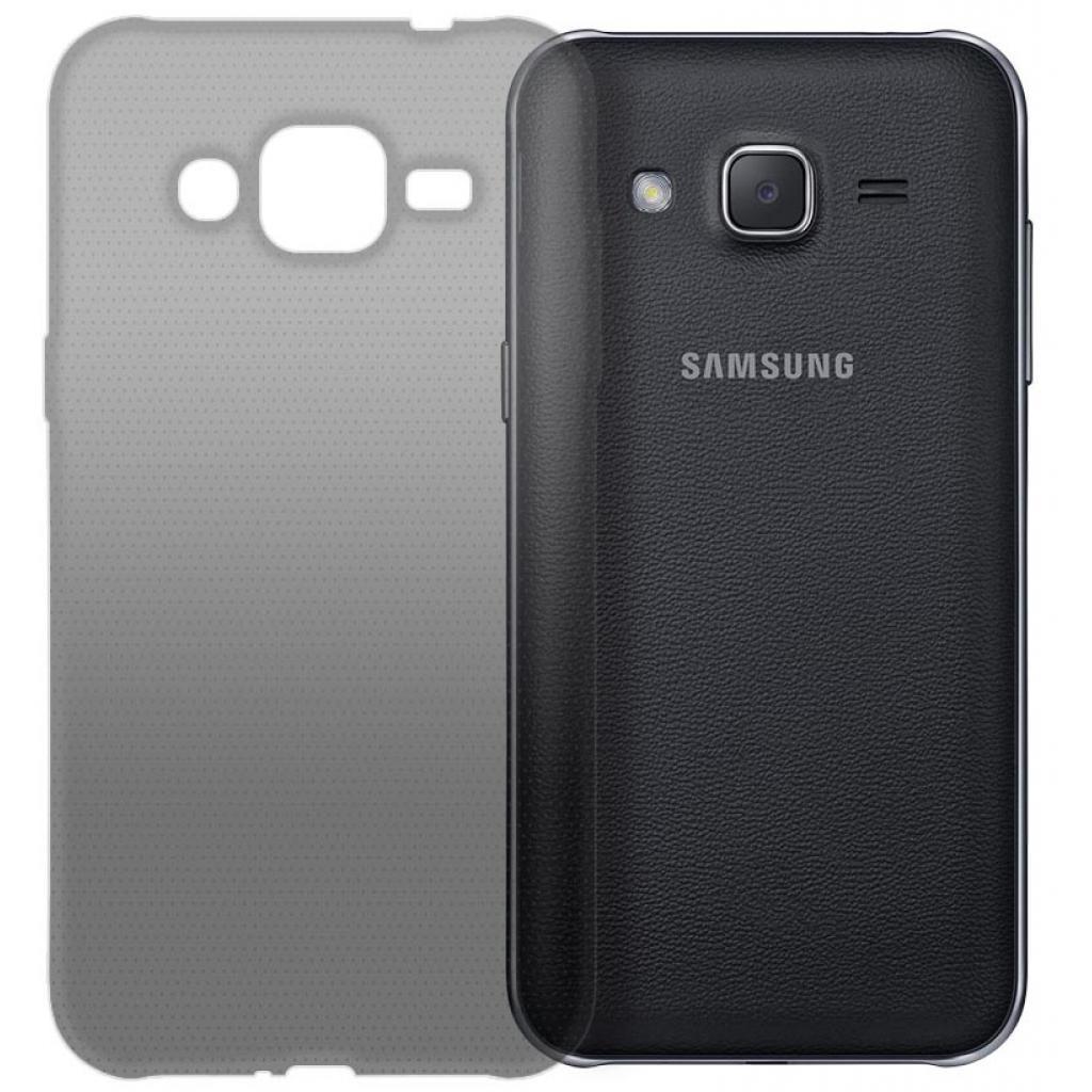 Чехол для моб. телефона GLOBAL для Samsung J200 (темный) (1283126468926)