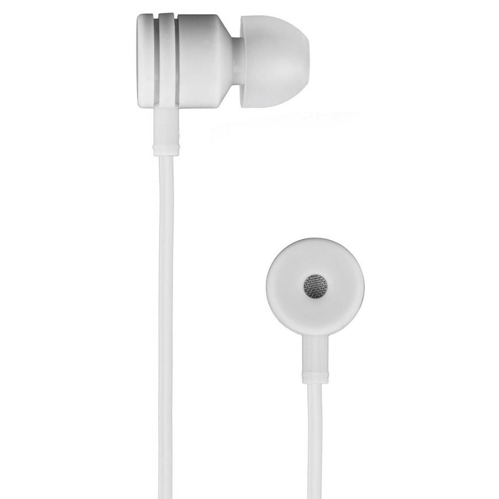 Наушники KitSound KS Vibes Earphones White (KSVIBWH) изображение 2