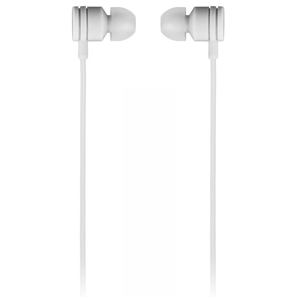 Наушники KitSound KS Vibes Earphones White (KSVIBWH) изображение 3