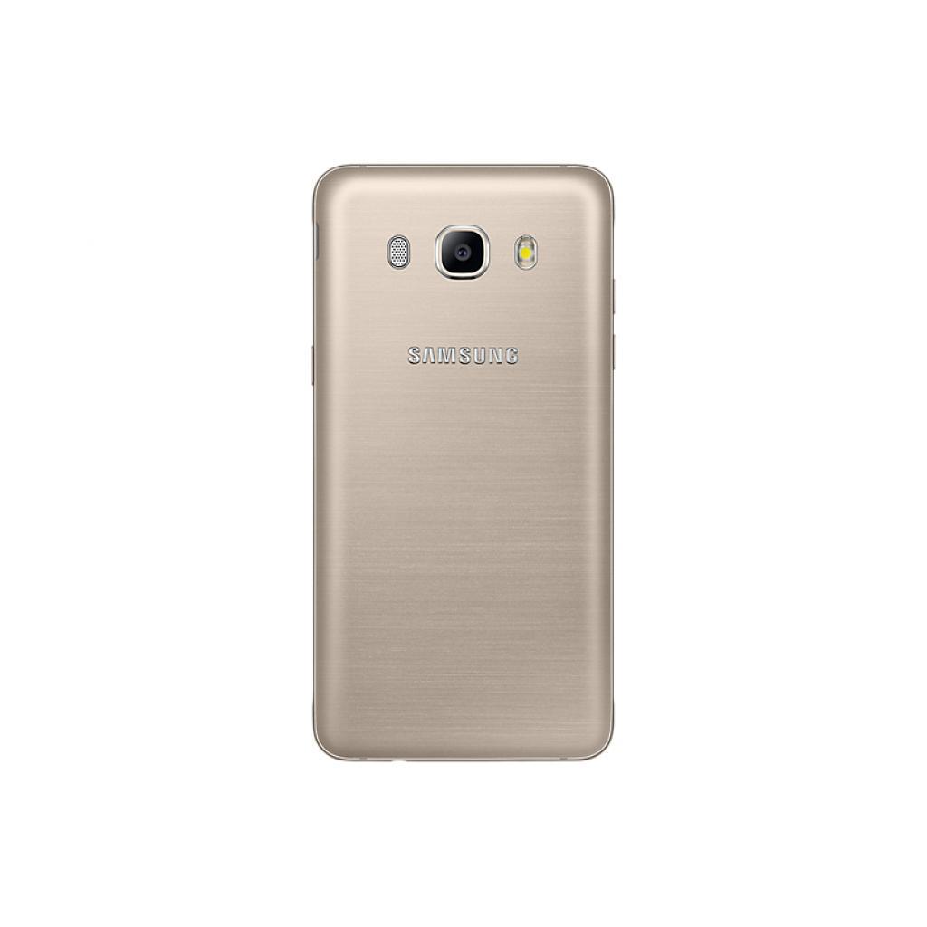 Мобильный телефон Samsung SM-J510H (Galaxy J5 2016 Duos) Gold (SM-J510HZDDSEK) изображение 2
