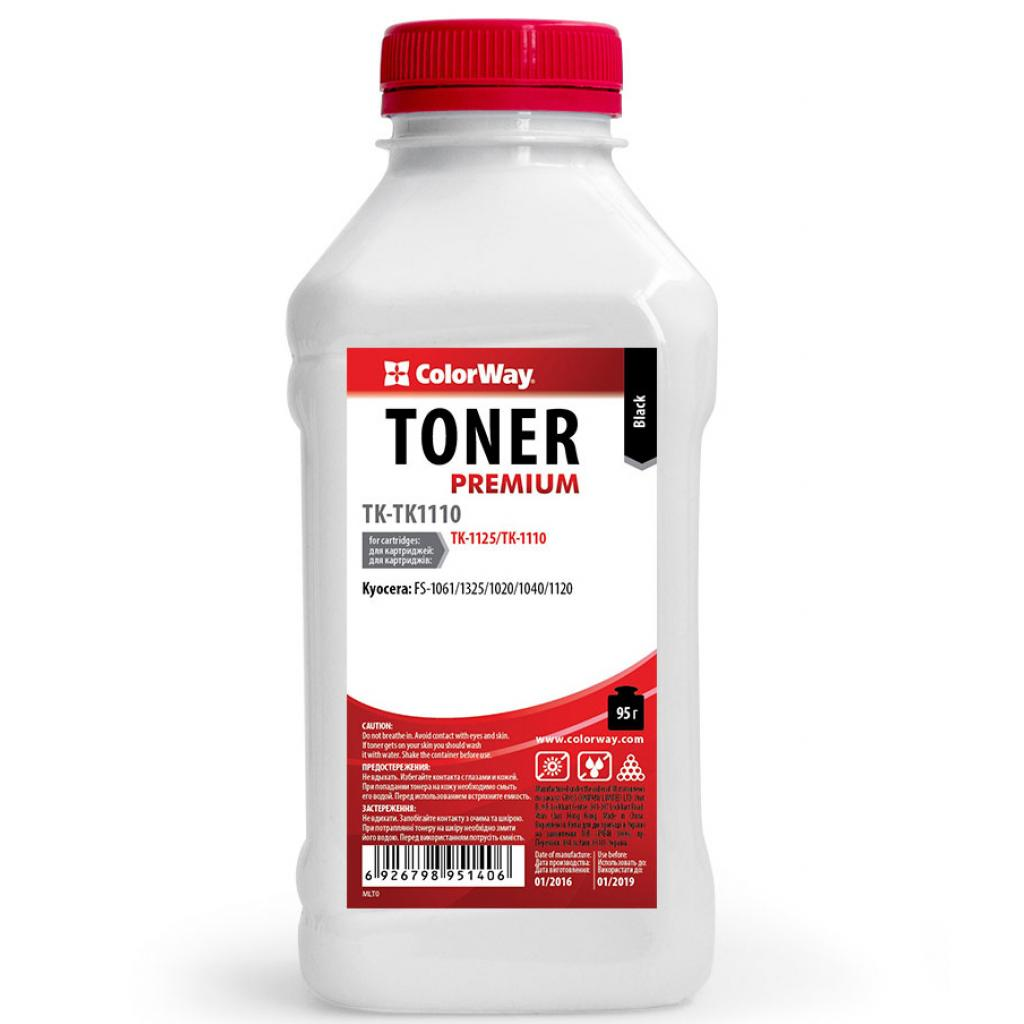 Тонер ColorWay Kyocera TK-1125/ТК-1110 (TK-TK1110)