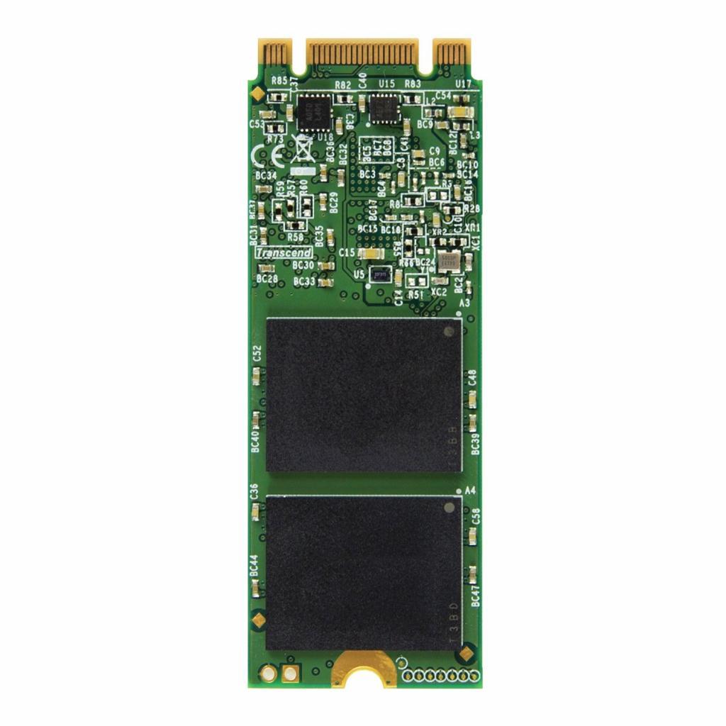 Накопитель SSD M.2 512GB Transcend (TS512GMTS600) изображение 2