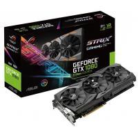 Видеокарта ASUS GeForce GTX1080 8192Mb ROG STRIX GAMING A 11GBPS (ROG-STRIX-GTX1080-A8G-11GBPS)